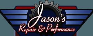 Jasons Repair Logo