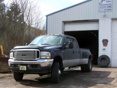 Ford F250 Diesel Repairs Telford PA
