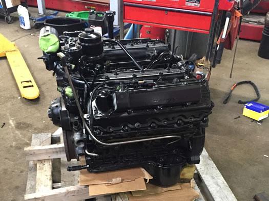 Diesel engine Repair Rebuilding Shop Telford, PA