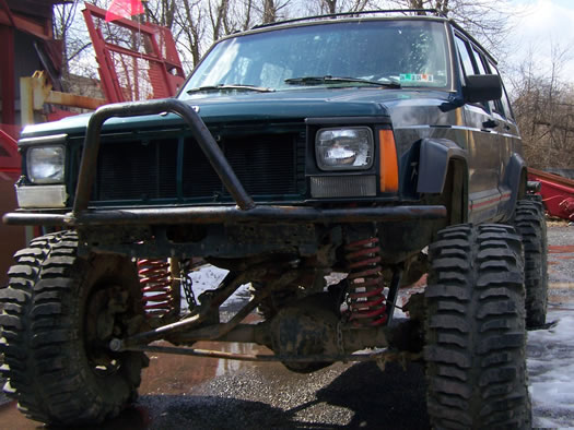 Lifted Jeep Repair & Upgrades